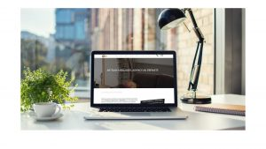 mockup nouveau site webMae Gohier