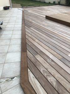 finition terrasse bois ipé