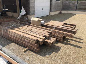 lames bois exotique ipé pour terrasses